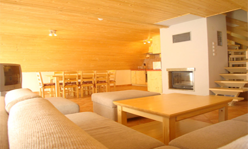 Chalet 3 - Slopeside