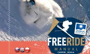 Jasna Freeride Zone Guide