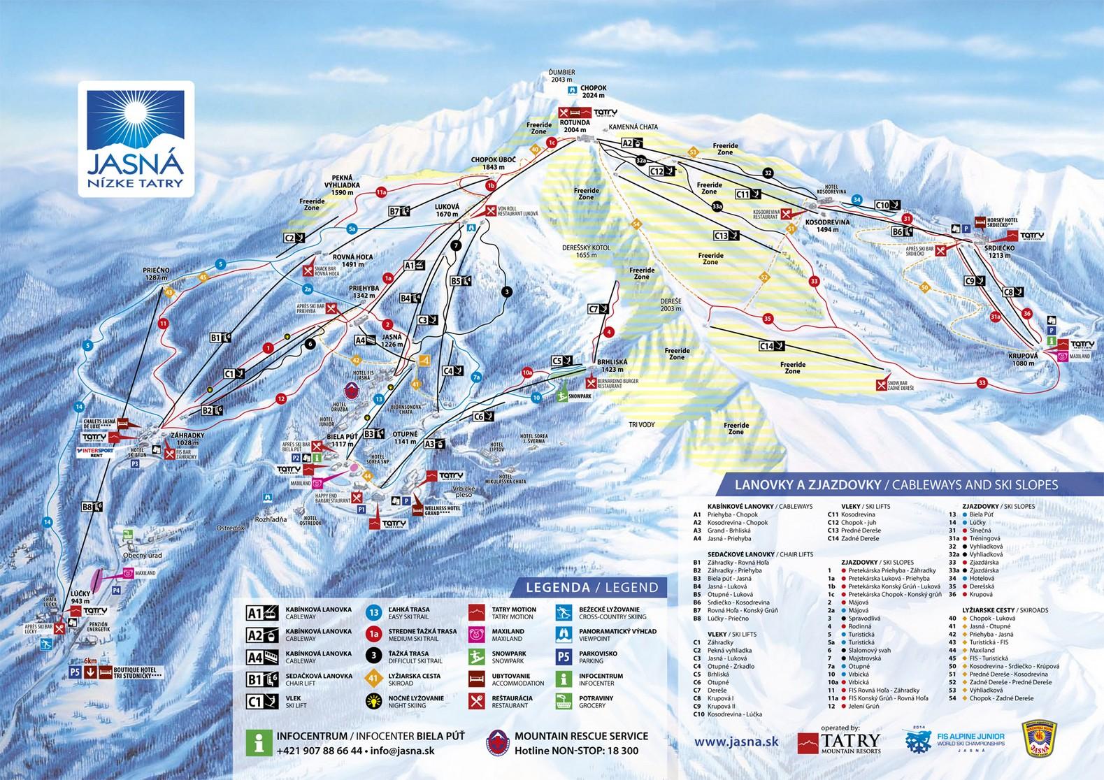 jasna resort | propaganda snowboards slovakia